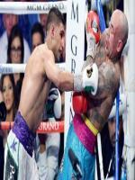 Amir Khan Punching Luis Collazo
