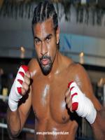 David Haye Latest Photo