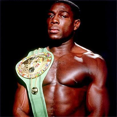 Frank Bruno Latest Photo