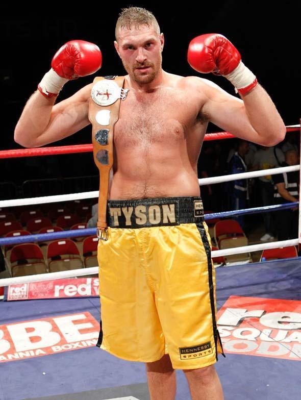 Tyson Fury HD Wallpapers