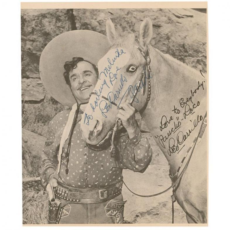 Leo Carrillo Wallpaper