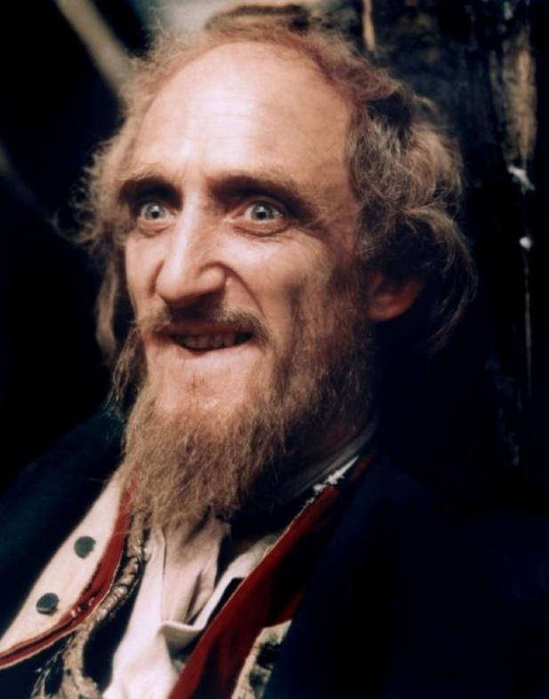 Ron Moody HD Images