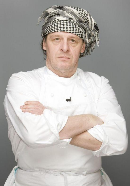Marco Pierre White Latest Photo