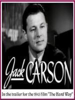 Jack Carson 'The Hard Way'