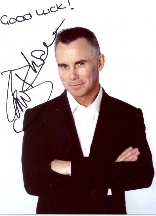 Gary Rhodes HD Images