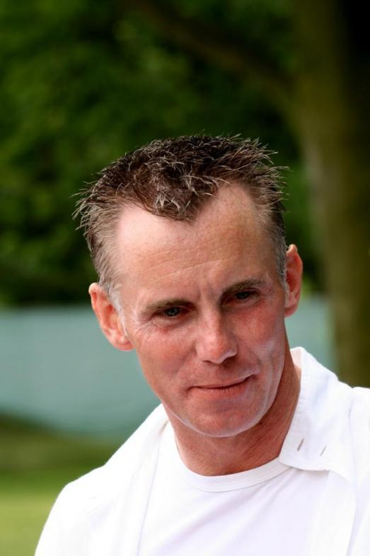 Gary Rhodes Latest Photo