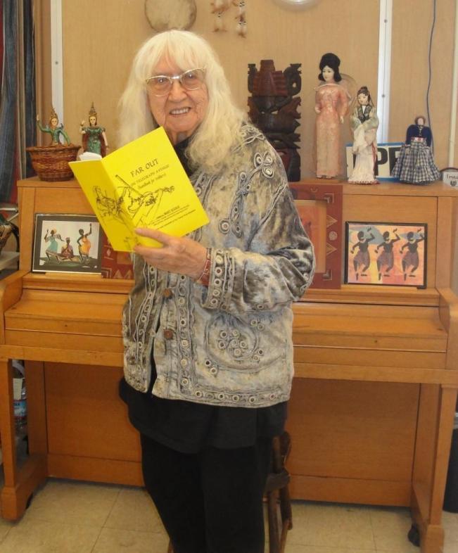Mary Rudge Latest Photo