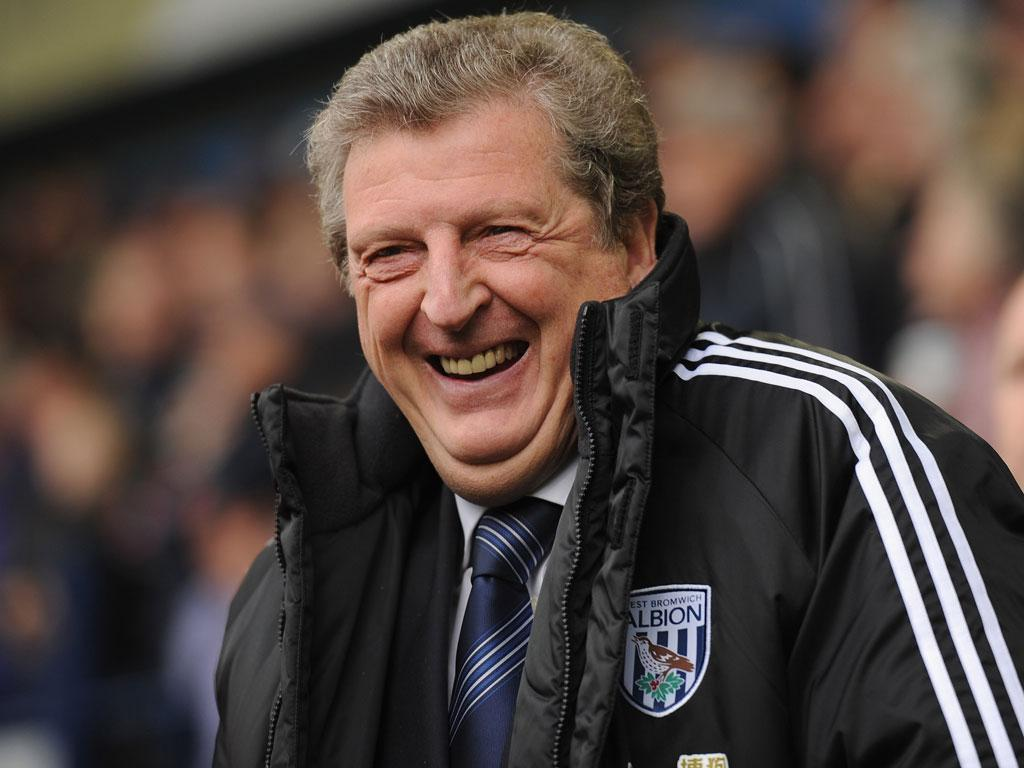 Roy Hodgson Latest Wallpaper