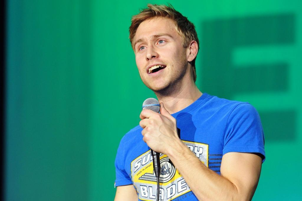 Russell Howard Latest Photo