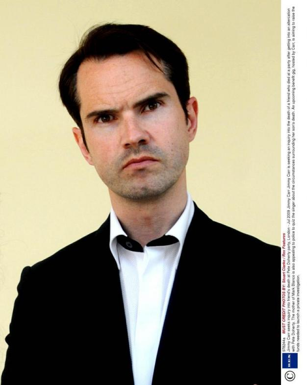 Jimmy Carr Latest Wallpaper