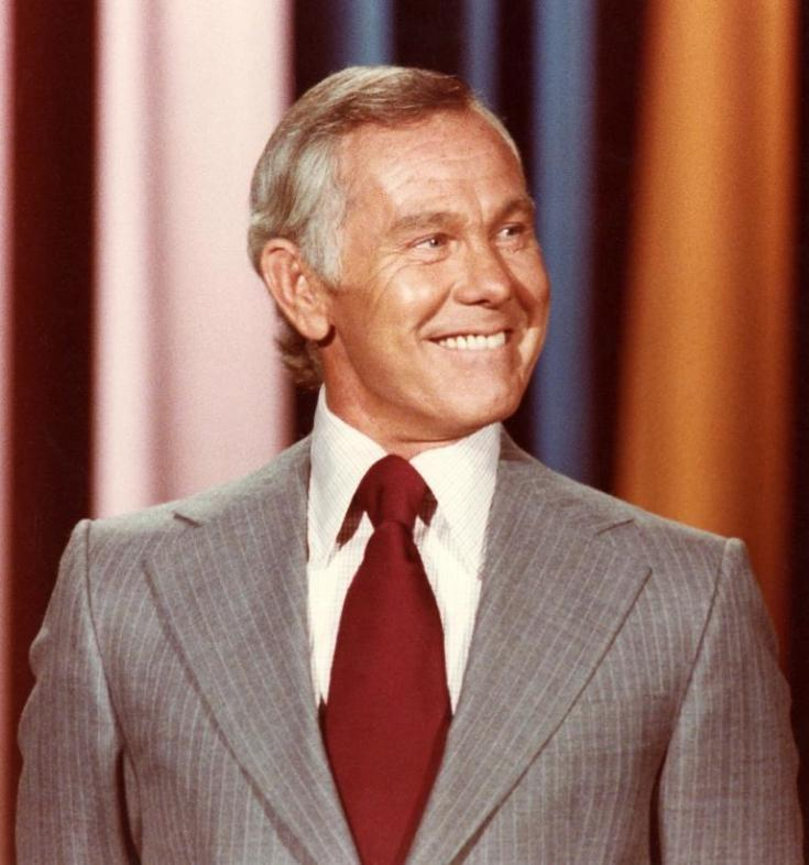 Johnny Carson HD Photo