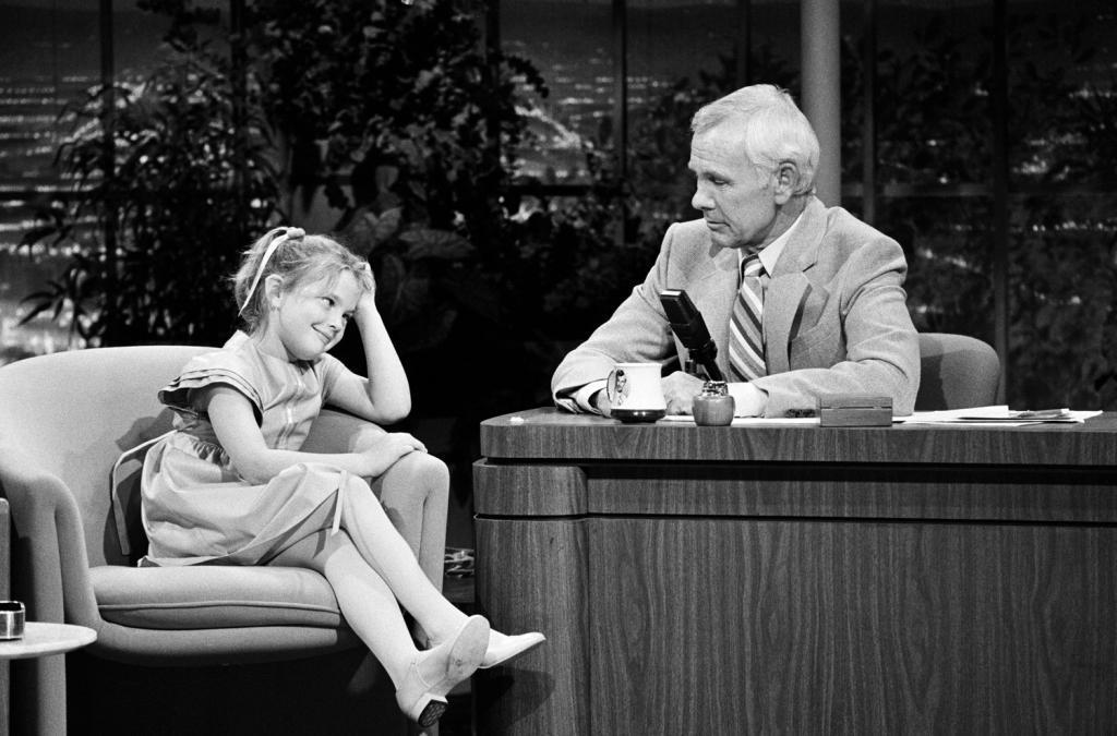 Johnny Carson American TV Host