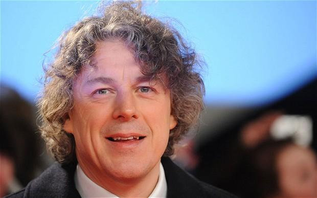 Alan Davies Latest Photo