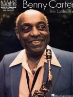 Benny Carter clarinettist