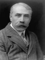 Sir Edward Elgar Latest Photo