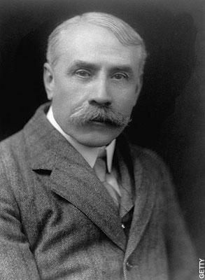 Sir Edward Elgar Latest Photo