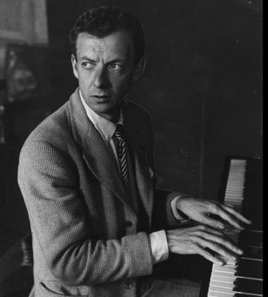 Benjamin Britten Latest Photo