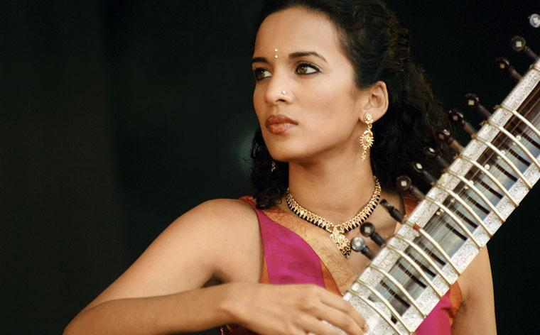 Anoushka Shankar HD Wallpapers