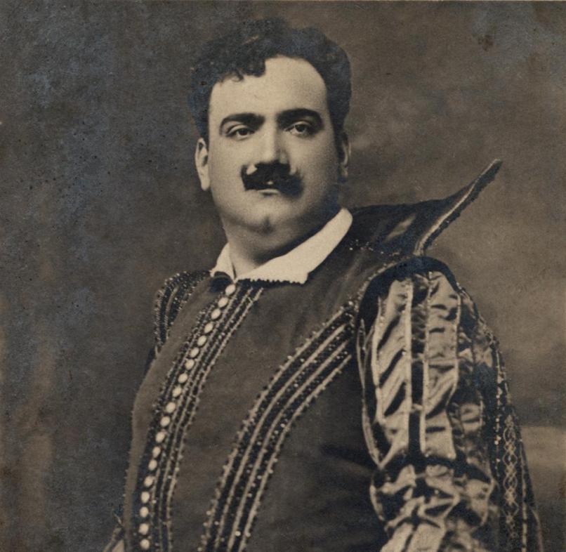 Enrico Caruso Photo