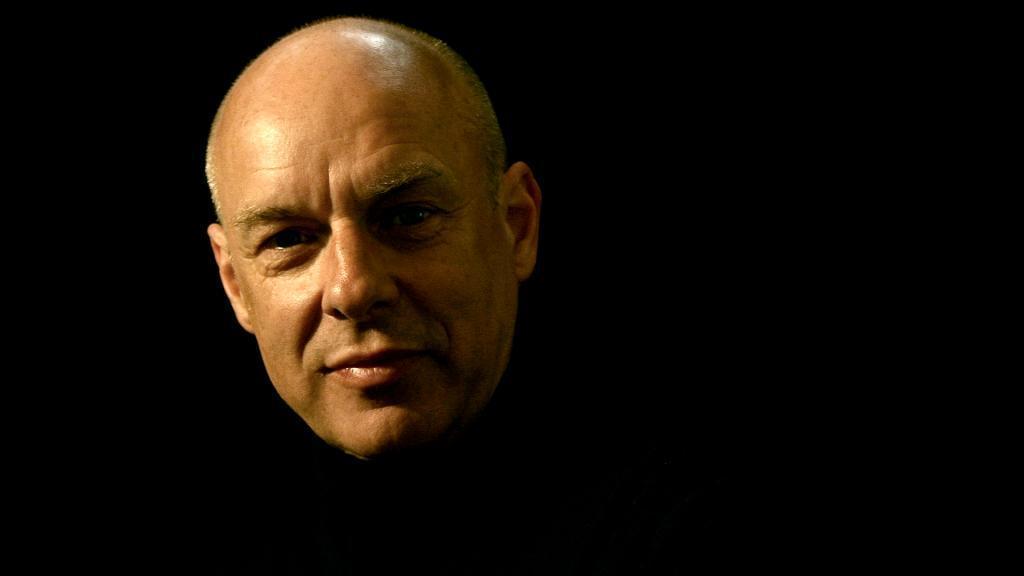 Brian Eno Latest Wallpaper