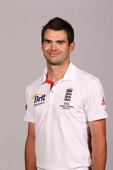 James Anderson Latest Photo