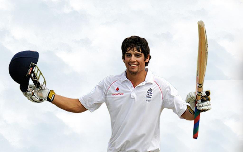 Alastair Cook HD Wallpapers