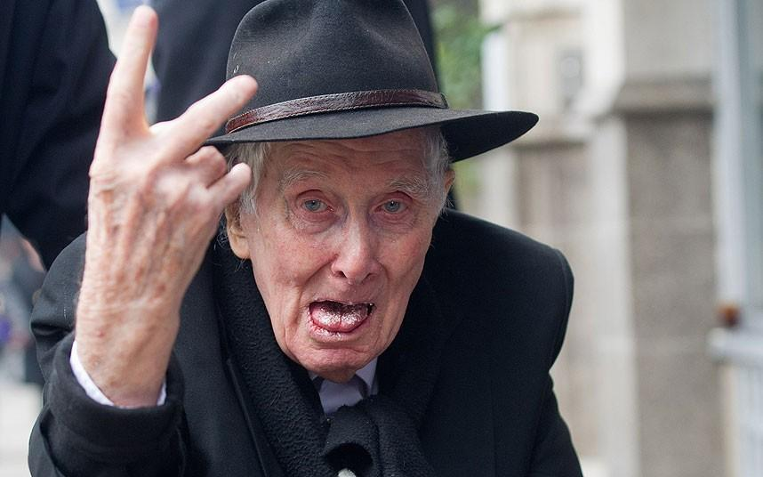 Ronnie Biggs Latest Photo