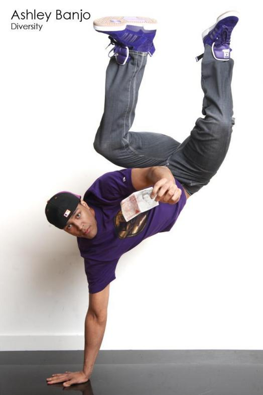 Ashley Banjo Latest Photo
