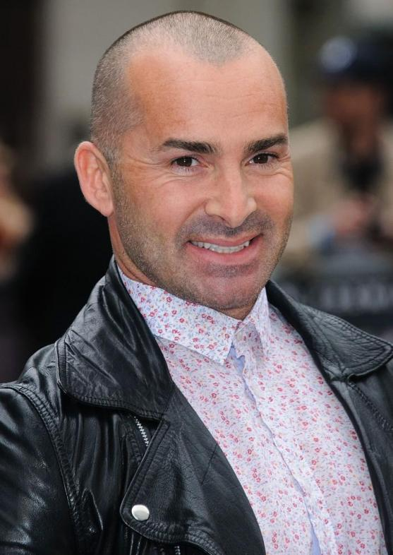 Louie Spence Latest Photo