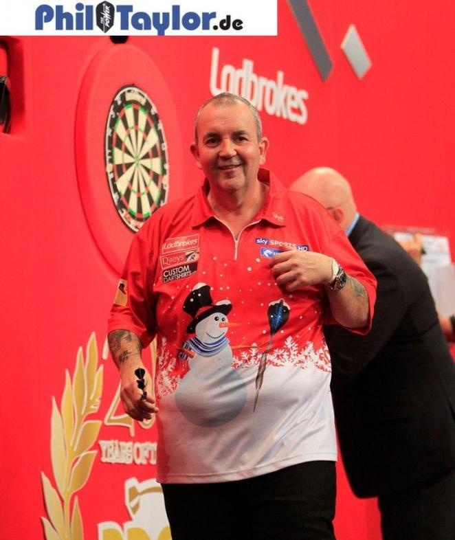 Phil Taylor HD Images