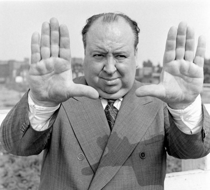 Alfred Hitchcock Latest Photo