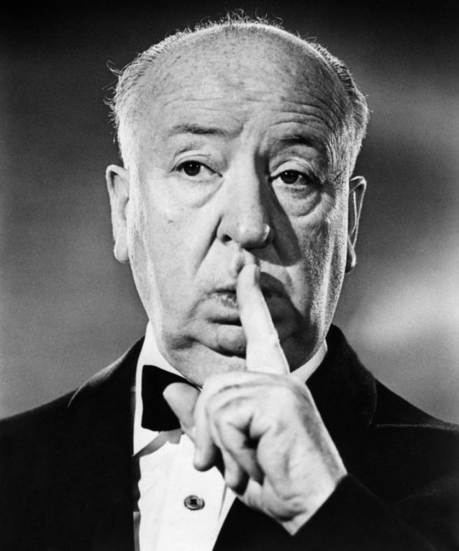 Alfred Hitchcock Latest Wallpaper