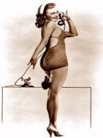 Joan Caulfield In Action