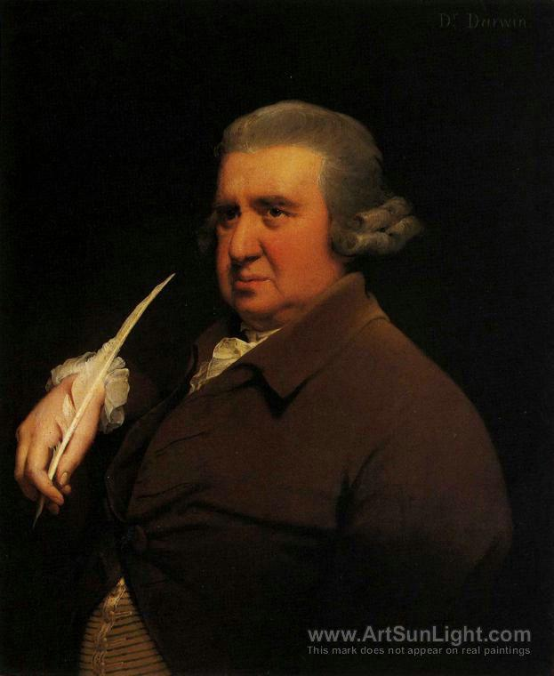 Erasmus Darwin Latest Photo