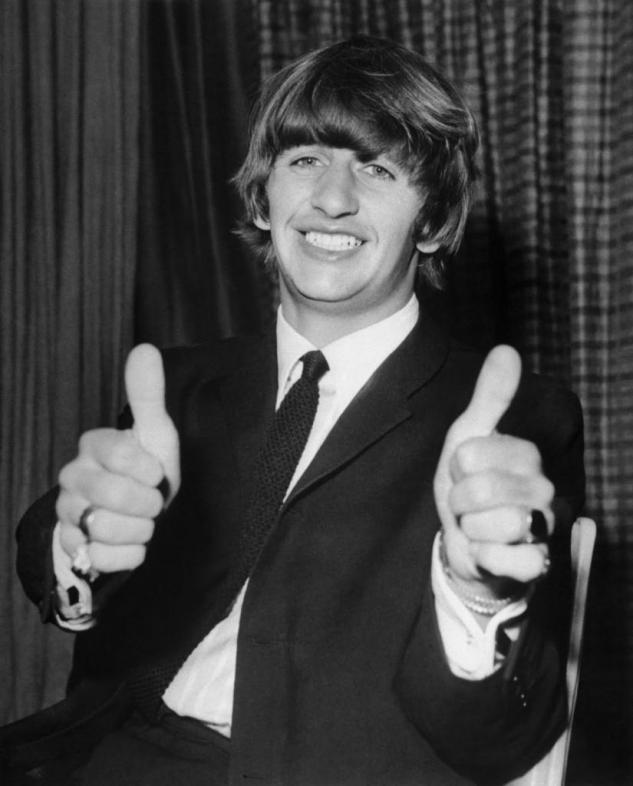 Ringo Starr Latest Photo