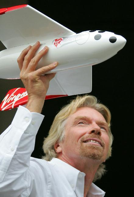 Richard Branson HD Images
