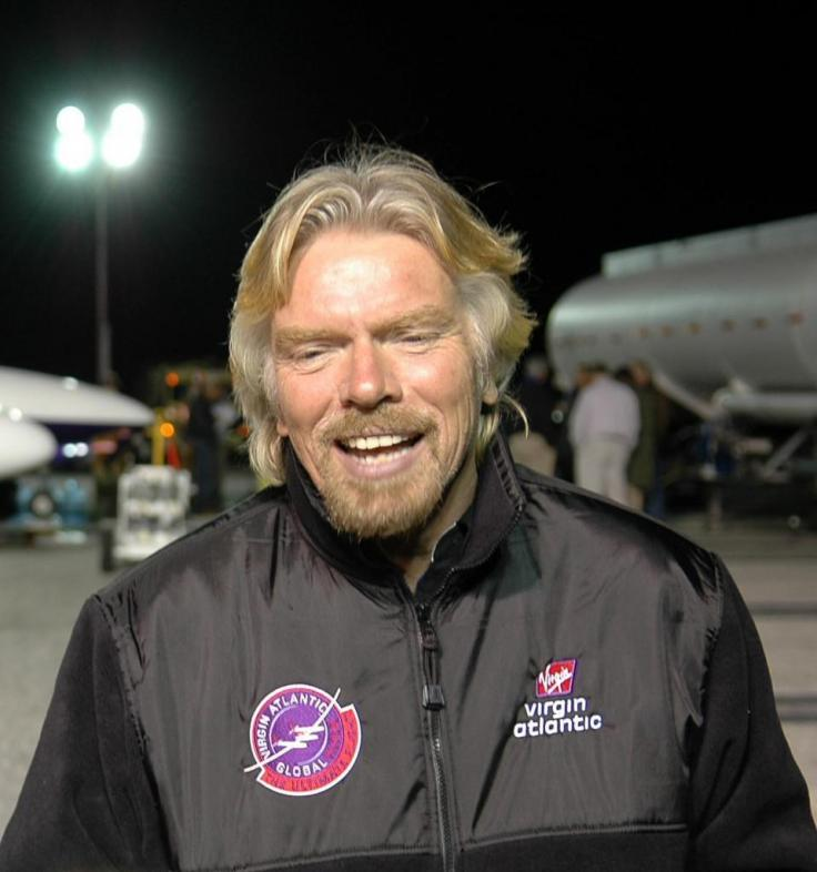 Richard Branson Latest Wallpaper