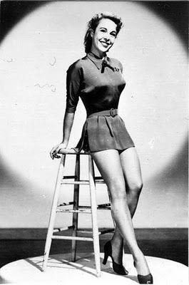 Marge Champion choreographer