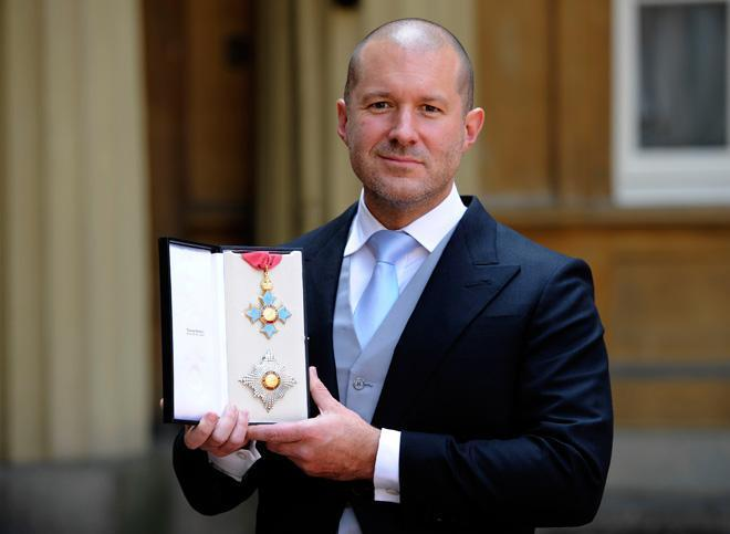 Jonathan Ive Latest Photo