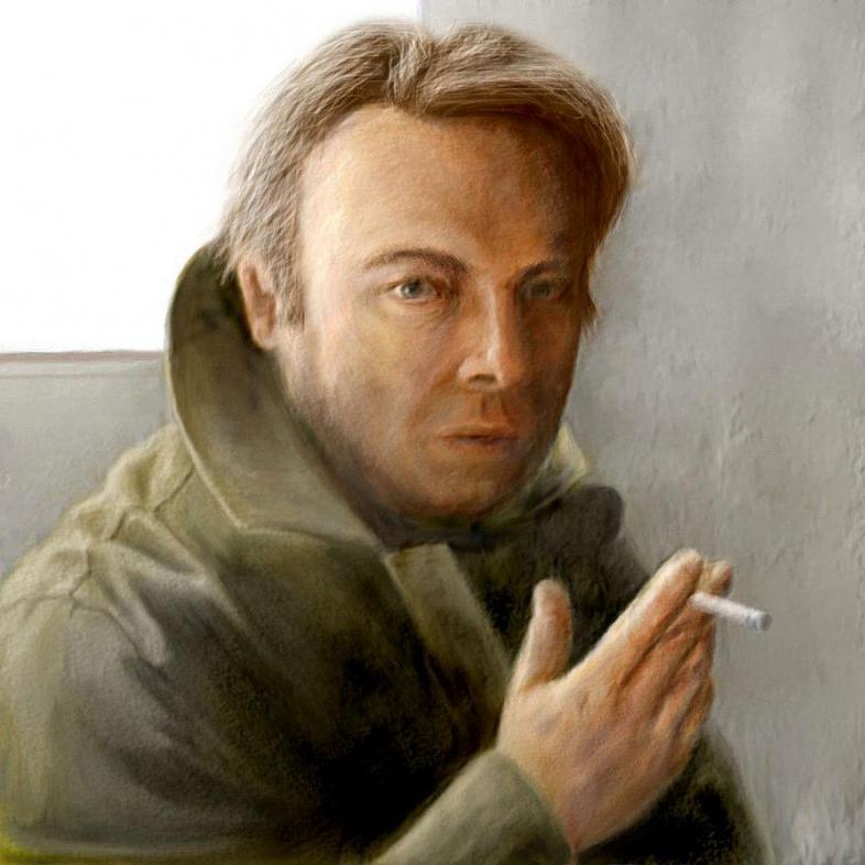 Christopher Hitchens HD Images