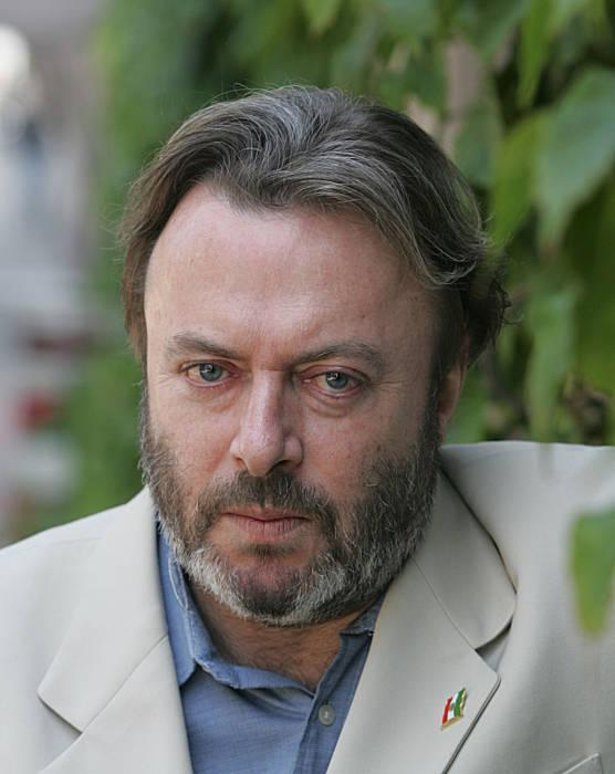 Christopher Hitchens Latest Wallpaper