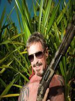 John Mcafee Latest Photo