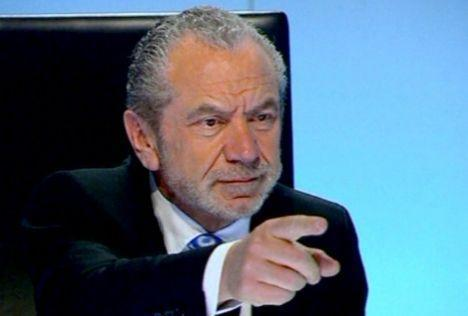 Lord Alan Sugar Latest Wallpaper