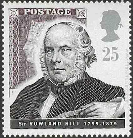 Rowland Hill HD Images