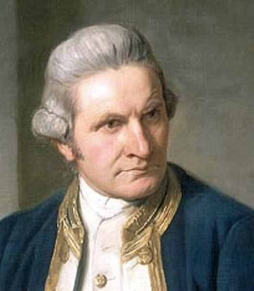 Captain James Cook HD Images