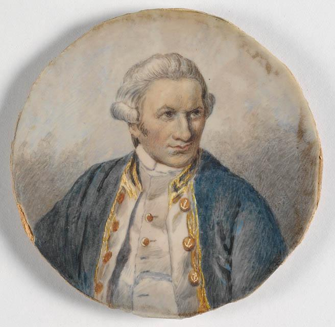 Captain James Cook HD Wallpapers