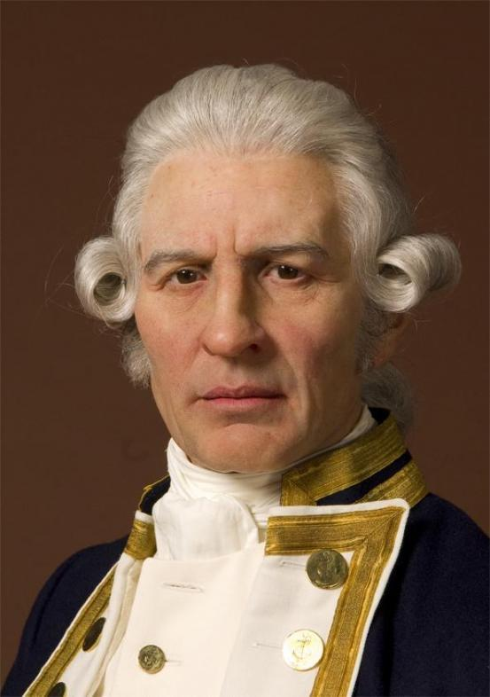 Captain James Cook Latest Photo