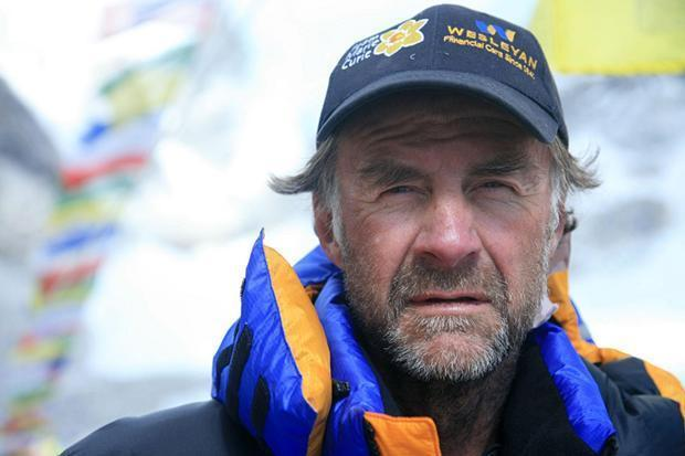 Ranulph Fiennes Latest Wallpaper