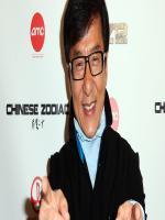Jackie chan in Chinese Zodiac'