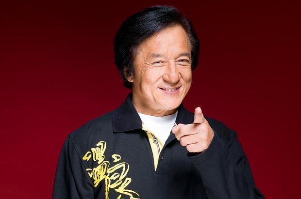 Jackie chan Say hi to Jackie Chan